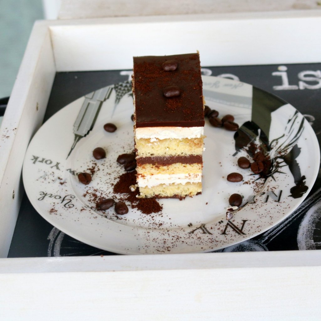 the best opera cake