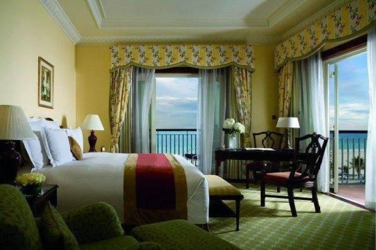 Ritz Carlton Dubai Suite