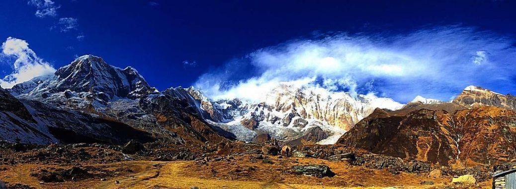 Ganesh Himal Hiking Team