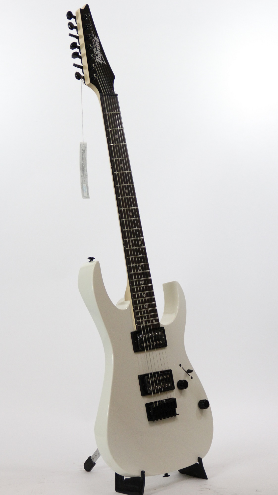 Ibanez Gio Grg Wh White 7 String Electric Guitar