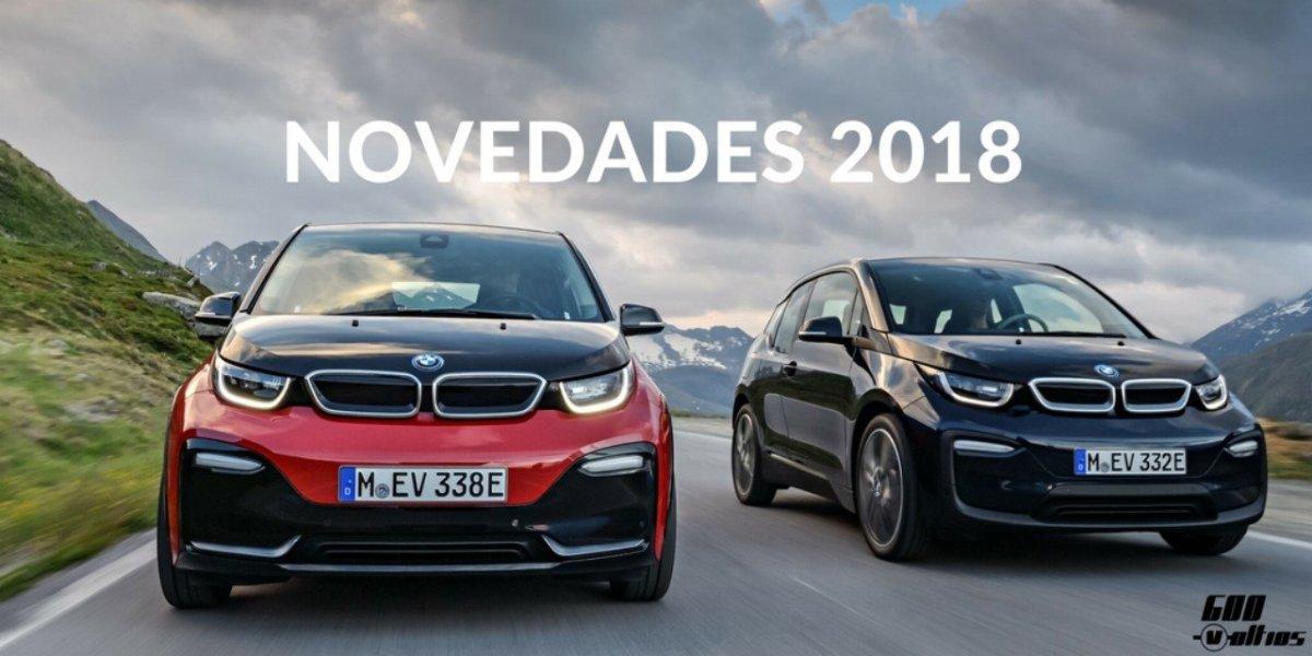 Nuevos coches eléctricos que saldrán en España en 2018