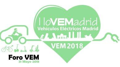 Photo of VEM 2018 – Conoce más sobre coches eléctricos en Madrid
