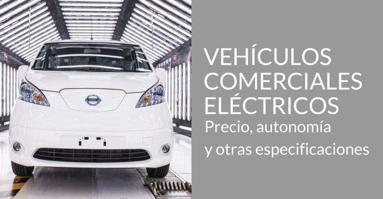 vehiculos comerciales electricos portada 600voltios