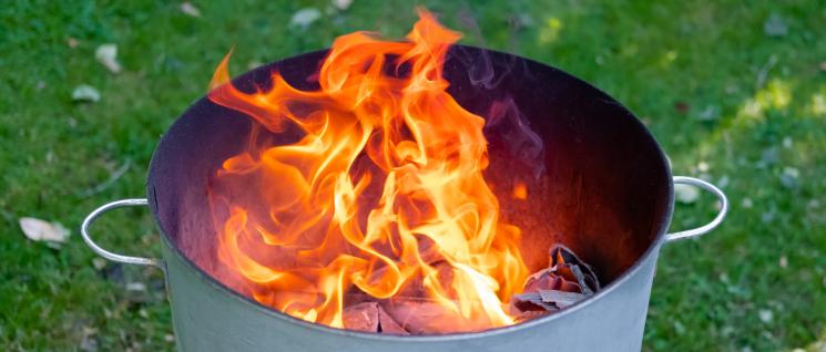 acheter d incinerateur de jardin