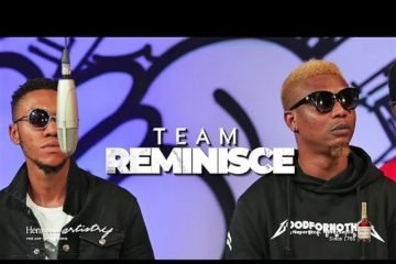 VIDEO: Team Reminisce Stun On The Hennessy Cypher