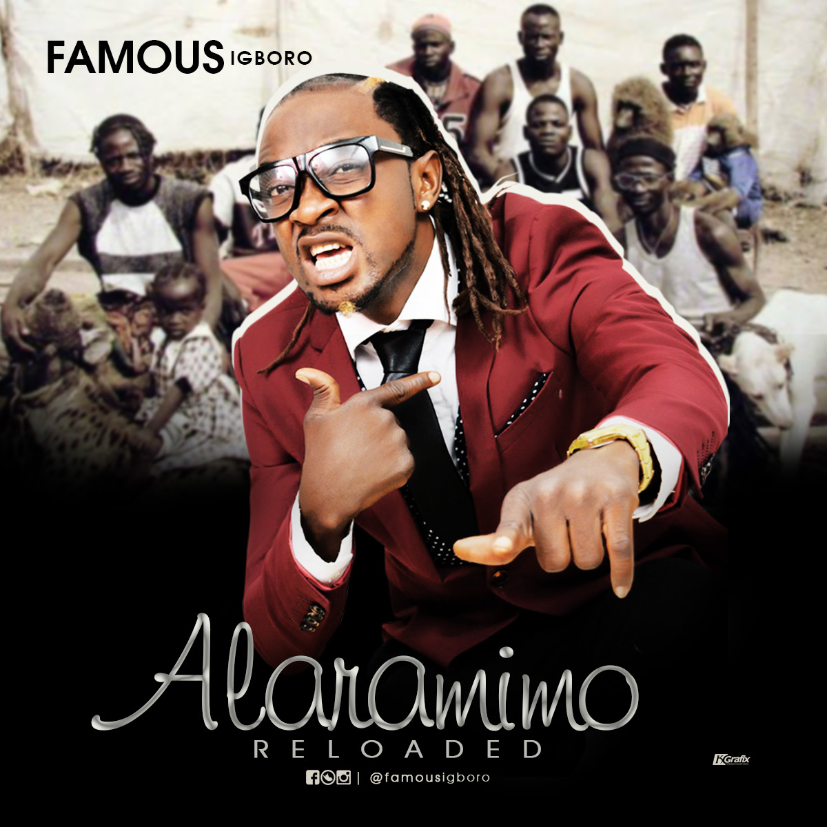 MUSIC: Famous - Alaramimo (Reloaded)