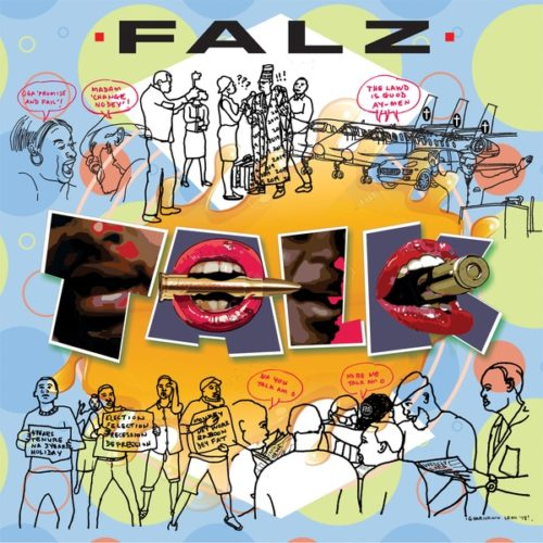 INSTRUMENTAL: Falz - Talk (Trap Version)