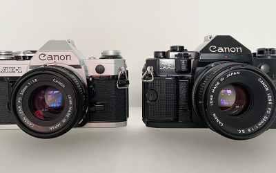 Die Canon A-Serie und das Asthma Problem