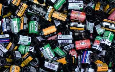 Polaroid Film, Kleinbildfilm, Rollfilm – drei Arten analog Film, die du kennen solltest
