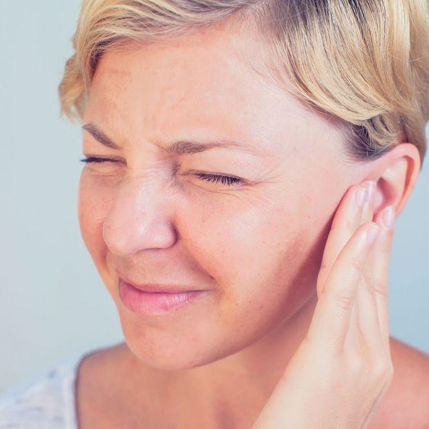 Dolor en el oído