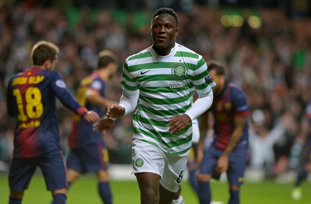 Former Celtic midfielder Victor Wanyama