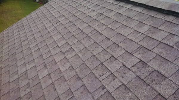Hail Damaged Roofing shingles shingles Shingles IMG 20130605 153454 076