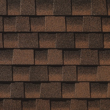 Class 4 Shingle, Hail Damage Mustang Oklahoma  Mustang Roofing Inspection. Hail Damage Timberline ArmorShield II Hickory