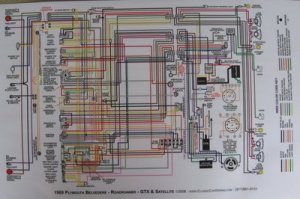 wiring diagram pic | For Plymouth Road Runners Only Forums
