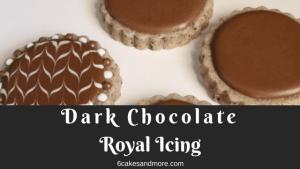 Dark chocolate Royal