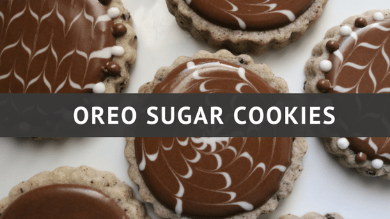 No Chill No Spread Oreo Sugar Cookies