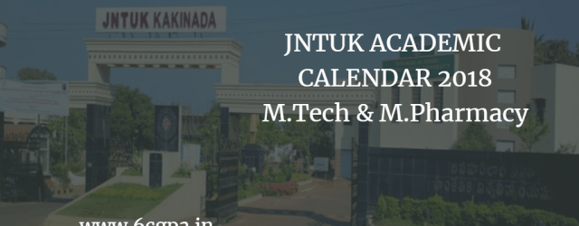 jntuk-academic-calendar-2018