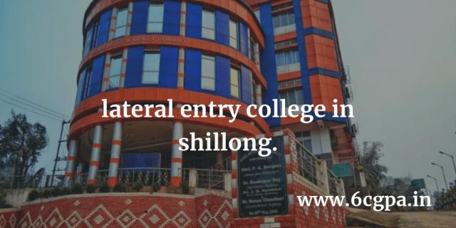 lateral-entry-shillong