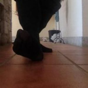 Stealth walking: Technique 1