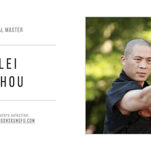 Lei Zhou: real master