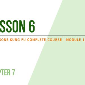 Lesson 6 – Self-defense: how to escape