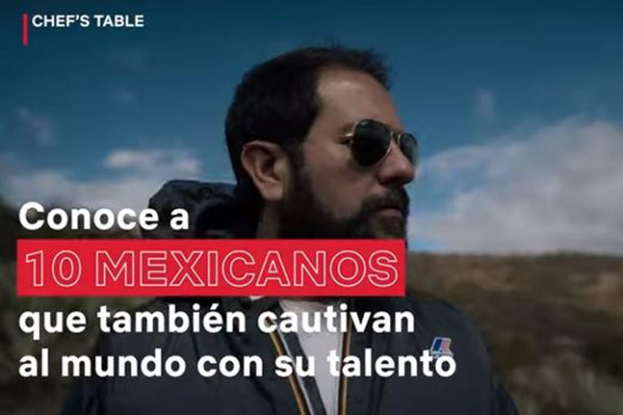 10 mexicanos que están triunfando alrededor del mundo a través de Netflix