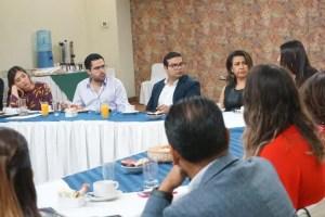 Agustín Dorantes destaca avances en materia económica, seguridad y medio ambiente en Querétaro