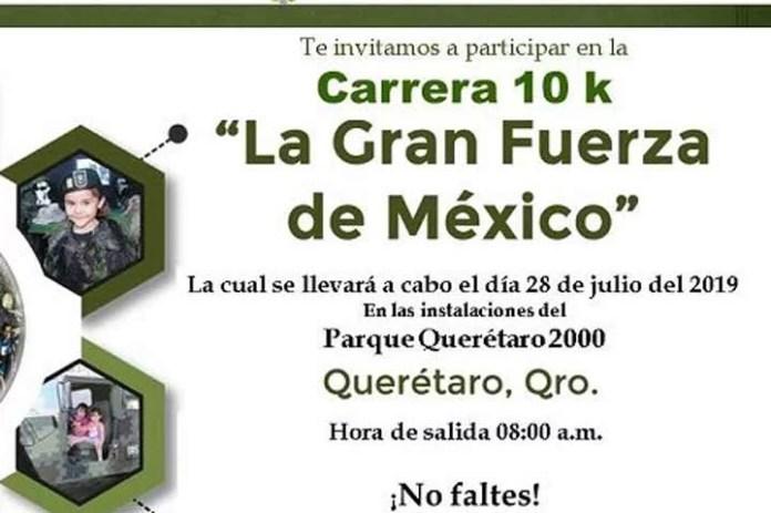 Participa en la Carrera 10K
