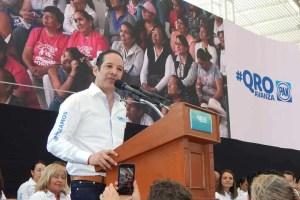 Celebran en Corregidora 80 años del Partido Acción Nacional