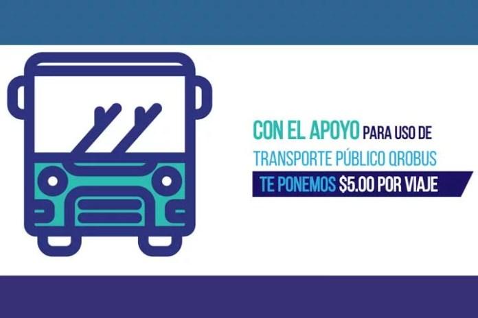 Inicia entrega de boletas de apoyo al transporte público QroBús; consulta dónde y cuándo recoger la tuya aquí
