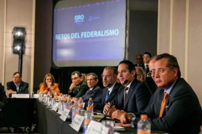 Nuestras agendas deben asumir la causa federalista: Francisco Domínguez