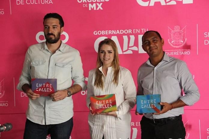 Presentan el 1° Encuentro de Gráfica y Cultura Urbana (Graffest) de Querétaro