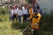 Municipio de Querétaro limpiará gratis predios baldíos menores de 200 metros cuadrados