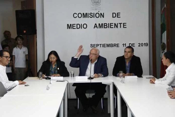 Rechaza Morena hacer exhorto para constituir Peña Colorada como área natural protegida