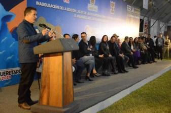 Inauguran la LXXXIV Edición de la Feria Internacional Ganadera Querétaro 2019