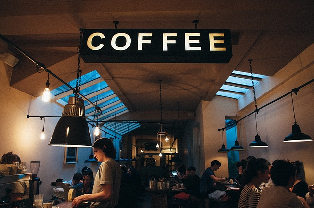 Forget the Office! Coffee Shops Are the New Workplace