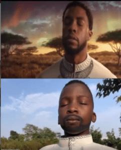 Ikorodu Bois Pay Tribute To Chadwick Boseman