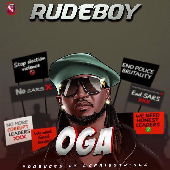 Download Rudeboy – Oga (Video)