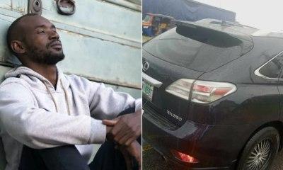 Man Lost His Lexus