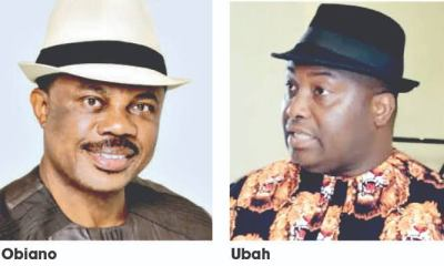 """""""Exposed"""" See What Senator Ubah Said About Obiano Again"""