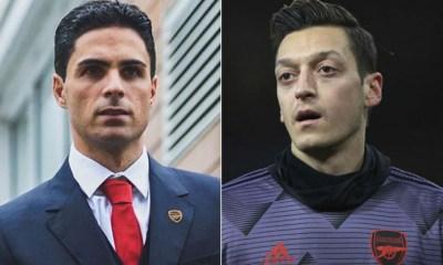 Ozil Return To Arsenal