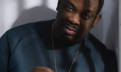 Don Jazzy New House