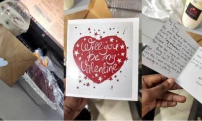 Valentine proposal