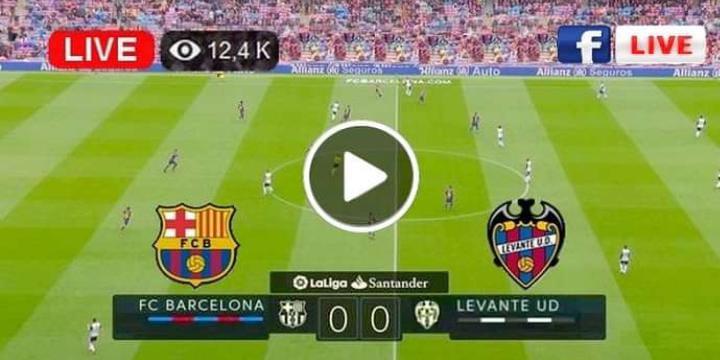 Watch Barcelona vs Levante