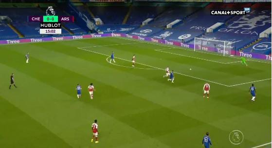 Watch Smith Rowe Wonderful Goal Against Chelsea