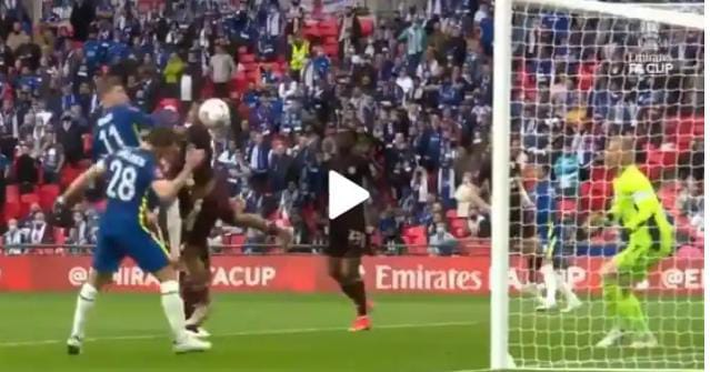 Watch Moment Timo Werner fail to convert