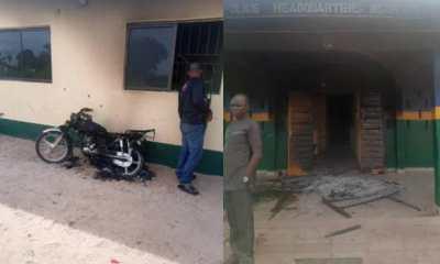 Gunmen Attacks Delta Police