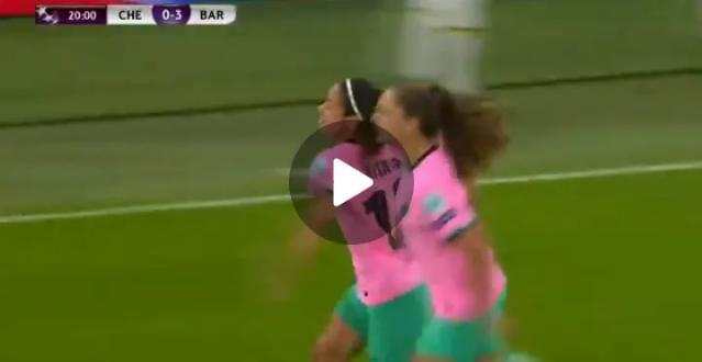 Watct Chelsea 0-4 Barcelona Champions League Full Highlights