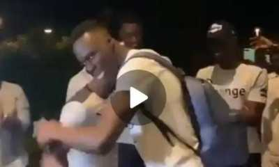 Watch How Edouard Mendy Was Welcomed In Senegal