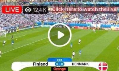 Watch Denmark vs Finland Live Football